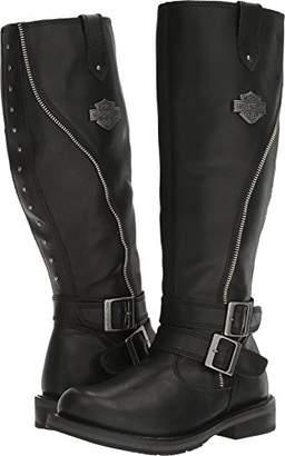Harley-Davidson Women's Sennett Riding Boot
