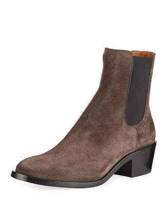 Men's Bowery Suede Chelsea Boots
