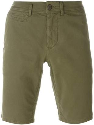 Woolrich slim fit chino shorts