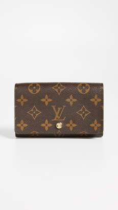 Louis Vuitton What Goes Around Comes Around Monogram Tresor Wallet