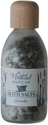 The Natural Beauty Pot - Lavender Bath Salts