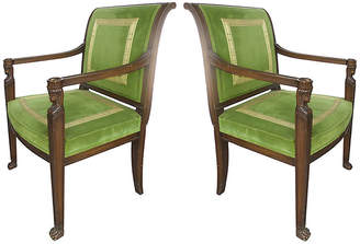 One Kings Lane Vintage Cocheo Bros - Fine Quality Chairs
