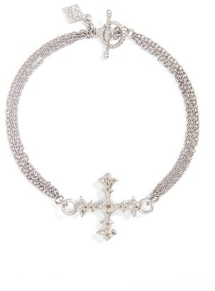 Women's Armenta Old World Multistrand Diamond Bracelet $725 thestylecure.com