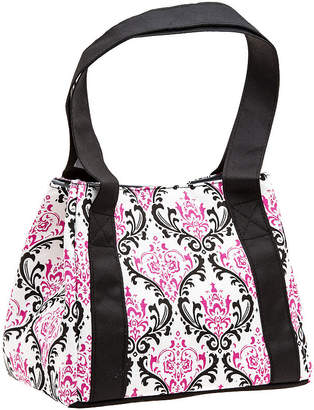 Fit & Fresh FIT AND FRESH Pink Damask Venice Lunch Bag with Ice Pack