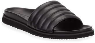 Kenneth Cole Men's Quilted Slide Sandals