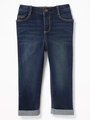 Old Navy Five-Pocket Boyfriend Jeans for Toddler Girls