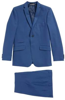 Andrew Marc Skinny Fit Suit