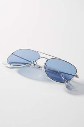 Anthropologie Blake Aviator Sunglasses