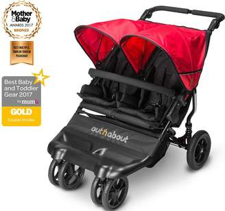 N. Out About Little Nipper Double Stroller