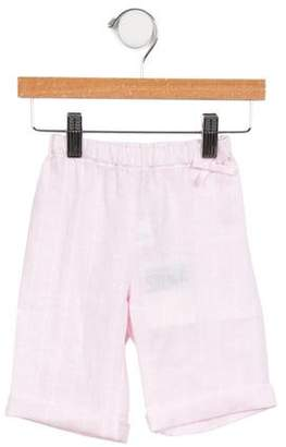 Il Gufo Girls' Casual Linen Pants w/ Tags