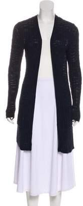 MICHAEL Michael Kors Knit Long Sleeve Cardigan