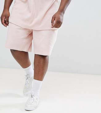 Puma Plus Jersey Waffle Shorts