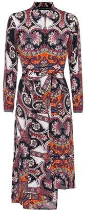 Etro Paisley-printed dress