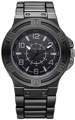 Manis Timothy Stone Manis' Men Quartz Oversized Metal Bracelet Watch