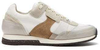 Acne Studios Jimmy Trainers - Mens - White