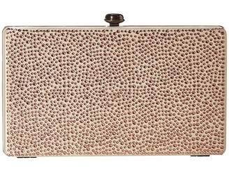 Deux Lux Ava Box Clutch Clutch Handbags
