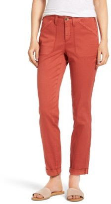 Women's Nydj Relaxed Chino Pants $114 thestylecure.com