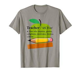 Teacher Funny Definition Shirt Noun Teacher Meaning Gifts