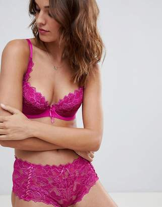 Lepel Fiore Magenta Brief