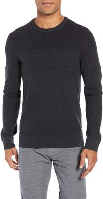 BOSS Esanto Structured Slim Fit Sweater