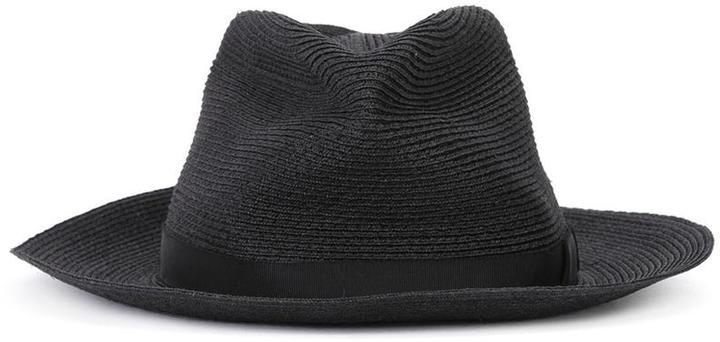 Y's 'Fold Braid' hat