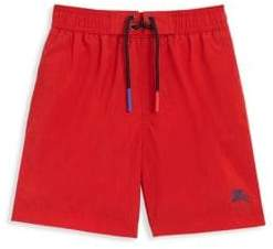 Burberry Little Boy's& Boy's Swim Trunks