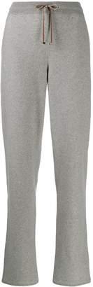Loro Piana knitted track pants