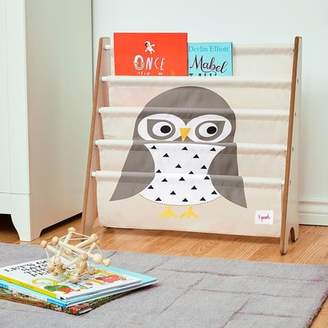 3 Sprouts Owl 24 Book Display