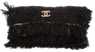 Chanel 2017 Tweed Clutch
