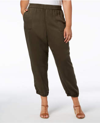Style&Co. Style & Co Plus Size Casual Joggers, Created for Macy's