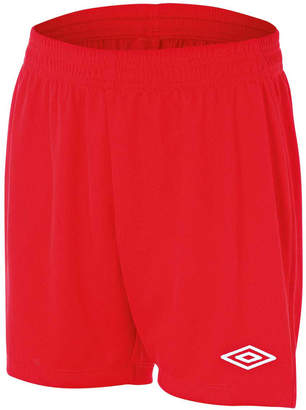 Umbro League Junior Football Shorts Vermillion M