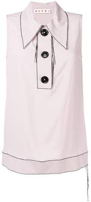 Marni sleeveless blouse