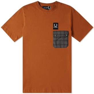 Raf Simons Fred Perry X Fred Perry x Pocket Detail Tee