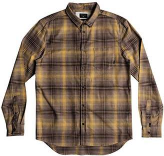 Quiksilver Men's Flannel Shirt