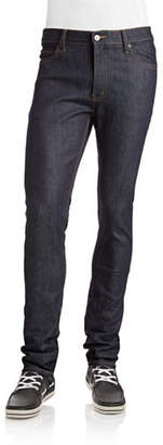 Cheap Monday Tight Slim Raw Jeans