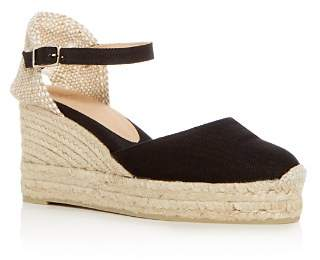 382bb9a0a91 ... Free Shipping at Bloomingdale s · Castaner Women s Carol Ankle Strap  Platform Wedge Espadrilles