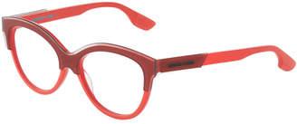 McQ Round Plastic Optical Glasses