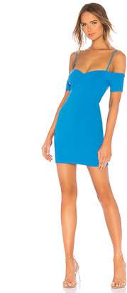 NBD Swerve Off Shoulder Mini Dress