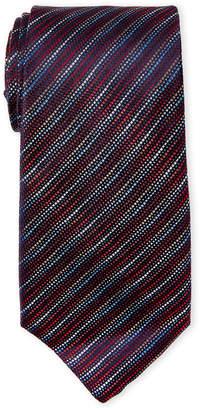 Missoni Basket Weave Stripe Silk Tie