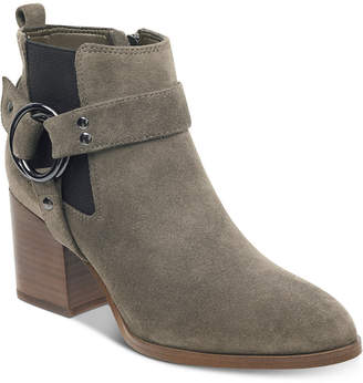 Marc Fisher View Harness Booties Women's Shoes