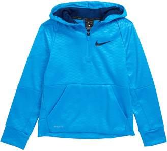 Nike Therma Half Zip Hoodie