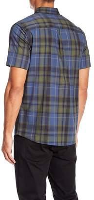 O'Neill Plaid Trim Fit Shirt