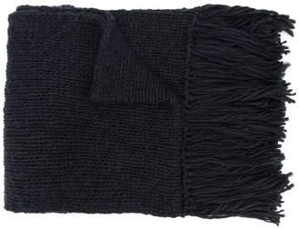 Maison Flaneur chunky knit scarf