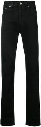 Helmut Lang straight-cut jeans