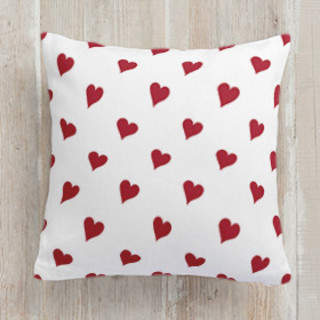 Love Connection-3 Self-Launch Square Pillows