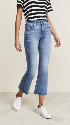 7 For All Mankind High Waist Slim Kick Jeans