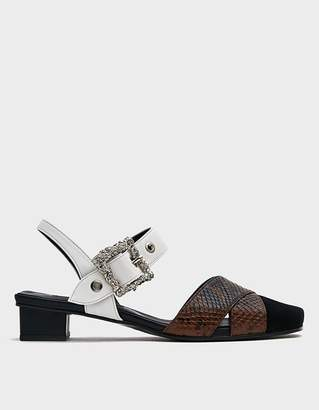 YUUL YIE Bliss Heeled Sandal