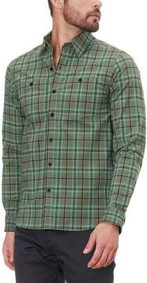 Backcountry Stretch Poplin Plaid Long-Sleeve Shirt - Men's
