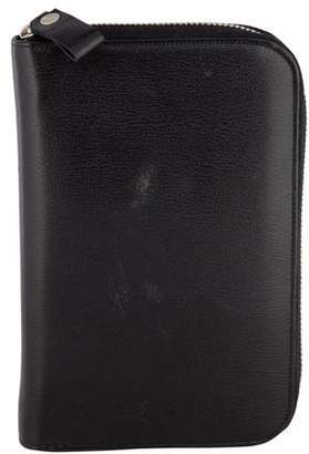 Burberry Leather Agenda Cover