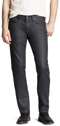 John Varvatos USA Jeans - Bowery Slim Straight Fit in Graphite